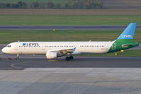 OE-LCF @ VIE - LEVEL (Anisec) Airbus A321 - by Thomas Ramgraber
