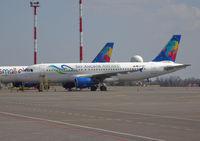 LY-SPI @ EYVI - LY-SPI leased to Sky Angkor Airlines