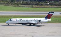 N993AT @ KMSP - Boeing 717-200