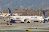 N19951 @ KLAX - Boeing 787-9 - by Mark Pasqualino