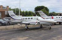 N13HL @ KOSH - Cessna 421B - by Mark Pasqualino