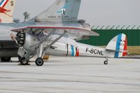 F-BCNL @ LFSI - Morane-Saulnier MS.317, Static display, St Dizier-Robinson Air Base 113 (LFSI) Open day 2017 - by Yves-Q