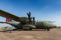 ZH887 @ EGVA - Lockheed Hercules C5 ZH887 24 / 47 Sqd RAF, Fairford 14/7/18 - by Grahame Wills