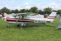 N19207 @ KOSH - Cessna 150L