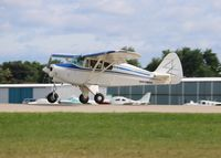 N4760A @ KOSH - Piper PA-22-150