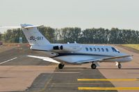 OO-SKY @ EGSH - Return visitor leaving this evening. - by keithnewsome