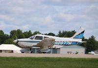 N2877M @ KOSH - Piper PA-28-181