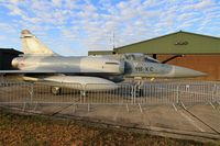 120 @ LFSI - Dassault Mirage 2000 C, Static display, St Dizier-Robinson Air Base 113 (LFSI) Open day 2017 - by Yves-Q