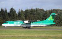 EI-FCZ @ EGPH - ATR 72-600