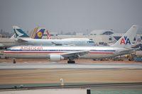 N349AN @ KLAX - American B763 arriving in LAX - by FerryPNL