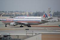 N398AN @ KLAX - AA B763 in LAX - by FerryPNL