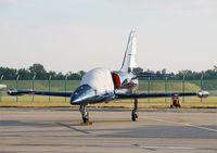 LX-STN @ LFSI - Aero L-39C Albatros, Sparflex french team, Flight line, St Dizier-Robinson Air Base 113 (LFSI) Open day 2017 - by Yves-Q