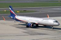 VP-BFQ @ VIE - Aeroflot - Russian International Airlines Airbus A321 - by Thomas Ramgraber