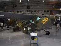 N9158B @ KFFZ - Seen inside the main hanger at the Arizona Commemorative Air Force Museum