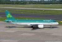 EI-DES @ EDDL - Airbus A320-214 - EI EIN Air Lingus  'St Pappin (Paipan)' - 2635 - EI-DES - 23.05.2017 - DUS - by Ralf Winter