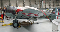 82 @ EGSU - G-CCVH - On display with 'The Fighter Collection' at IWM Duxford - by Clive Pattle