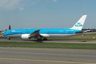 PH-BHF @ EHAM - KLM - by Fred Willemsen