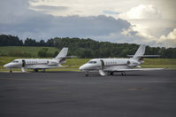 N548QS @ KVJI - Parked at Virginia Highlands Airport in Abingdon, VA. - by Davo87