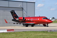 OE-IXI @ EGSH - Parked at Norwich.
