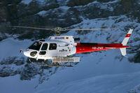 HB-ZNR - Lauberhorn FIS Ski Race