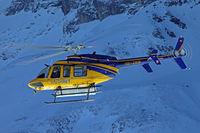 HB-ZNW - Lauberhorn FIS Ski Race