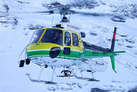 HB-ZJP - Lauberhorn FIS Ski Race
