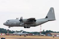MM62177 @ EGVA - Lockheed C-130J  MM62177/46-42 46 BA Italian AF, Fairford 16/7/18 - by Grahame Wills