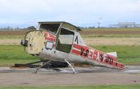EI-APF @ EGPT - Cessna F150G