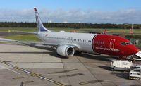 EI-FYH @ EGPH - Boeing 737-8