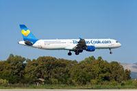 G-NIKO @ ZTH - Zakynthos 16.9.2018 just to land R-34 - by leo larsen