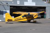 N11659 @ SZP - 1972 Bellanca 7KCAB CITABRIA, Lycoming AEIO-E2B 150 Hp - by Doug Robertson