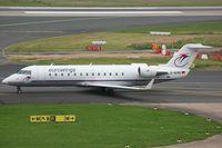 D-ACRG @ EDDL - Eurowings CL200 - by FerryPNL