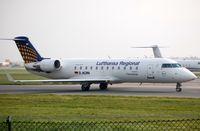 D-ACRN @ EGCC - LH Regional departing MAN - by FerryPNL