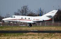 VP-BAF @ EHBK - Laret Aviation DA100 landing. - by FerryPNL