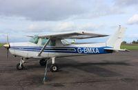 G-BMXA @ EGPT - Cessna 152