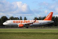 OE-IVL @ EGPH - Airbus A320-214 - by Mark Pasqualino