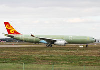 F-WWKD @ LFBO - C/n 1831 - For Hainan Airlines - by Shunn311
