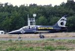 ES-YLF @ EBBL - Aero L-39 Albatros, No 5 of Breitling Jet Team at the 2018 BAFD spotters day, Kleine Brogel airbase - by Ingo Warnecke
