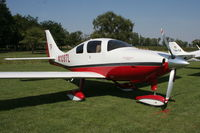 N1097L - II. Cirrus-Hertelendy Aviator's Weekend , Hertelendy Castle Airfield Hungary - by Attila Groszvald-Groszi