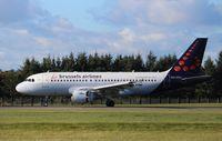 OO-SSM @ EGPH - Airbus A319-112