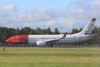 EI-GBB @ EGPH - Boeing 737-86N
