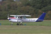 G-CLAP @ EGTR - Departing Elstree - by Chris Holtby