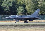 529 @ EBBL - General Dynamics F-16C Block 52 Fighting Falcon of the Elliniki Aeroporia (Greek AF) at the 2018 BAFD spotters day, Kleine Brogel airbase - by Ingo Warnecke