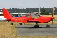 G-SADD @ EGBO - Visiting Aircraft. - by Paul Massey