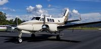 N465N @ 24A - If it's over 50 years old, it must be a classic. Think King Air with piston engines.