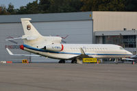 C-FMHL @ EBAW - At Antwerp Airport. - by Jef Pets