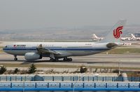 B-6076 @ LEMD - Air China A332 about to depart to PEK - by FerryPNL