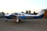 N3057Z @ L18 - Great, easy to fly airplane.  Pretty well upgraded panel, full IFR. - by Bob Wert