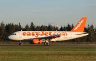 G-EZIX @ EGPH - Airbus A319-111