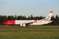 EI-FYD @ EGPH - Boeing 737-8